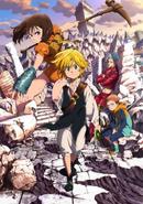 Key Visual del Anime 2