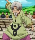 Cain Barzad anime