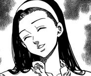 Guila smiling