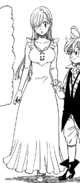 Elizabeth healed thank to Meliodas