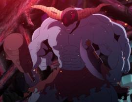 Calmadios Anime Closeup