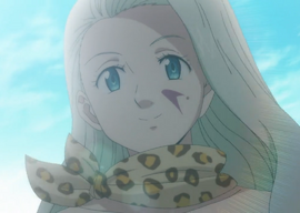 Elizabeth (Savage Tribe) Anime