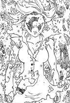 Rajine manga