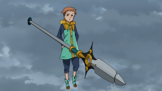File:King flying with his spear.png
