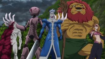 Six Knights Of Black Nanatsu No Taizai Wiki Fandom