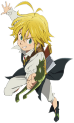 Meliodas anime full appearance 2