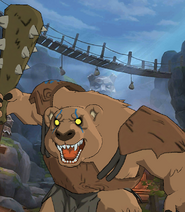 Werebear Warrior