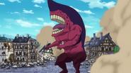 Jericho's demon transformation