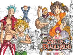 Seven Deadly Sins Hauptseite