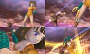 Unjust Sin 3DS - Screenshots 3