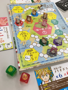 Volume 23 LE board game 2