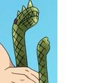 Dragon Handle