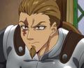 Golgius face anime