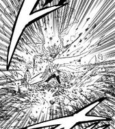 Ludociel fighting Cusack