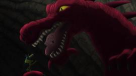 Tyrant Dragon Anime