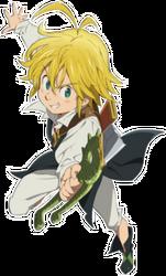 Meliodas anime full appearance 2-0