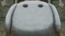 Статуя Великому Осиро в Храме Небожителей (Фильм)