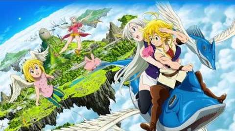 Nanatsu no Taizai Movie FULL OST - Prisoners of the Sky Soundtrack