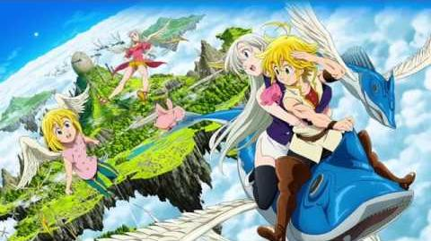 Nanatsu no Taizai Movie FULL OST - Prisoners of the Sky Soundtrack