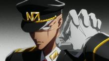 Hajime attacked by Yamato