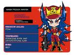 Momoko card