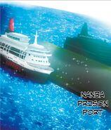 Nanba port