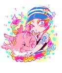 Uno and his pokemon