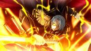 Akito Sword Action