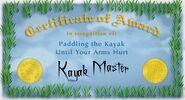 Kayak Master
