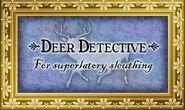 Deer Detective