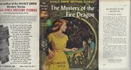 Mystery of the Fire Dragon dustjacket