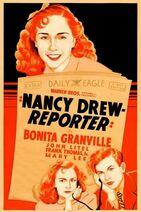 Nancy Drew Reporter poster