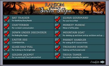 Ransom of the Seven Ships