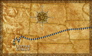 TRN map