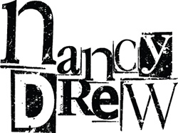 Nancy Drew 2018 comic logo