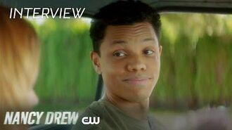 Nancy Drew Tunji Kasim - New In Town The CW