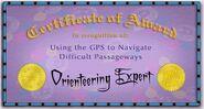 Orienteering Expert