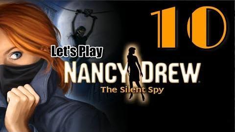 Nancy Drew 29 The Silent Spy 10 w YourGibs - HACK EWAN'S COMPUTER