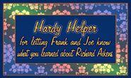 Hardy Helper