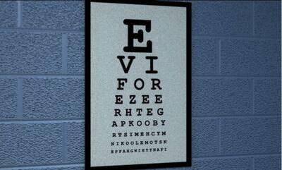 Eye Chart Remastered