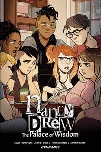 NANCY DREW THE PALACE OF WISDOM TPB