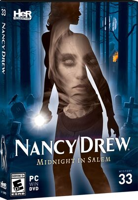 Midnight in Salem box cover