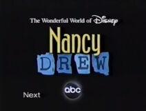 Nancy Drew 2002 - 01