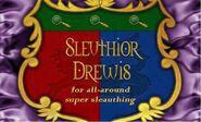 Sleuthior Drewis