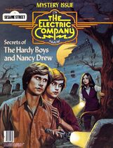 Electric Company Nancy Drew and Hardy Boys
