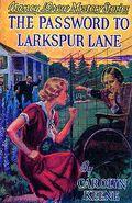 The Password to Larkspur Lane 1933