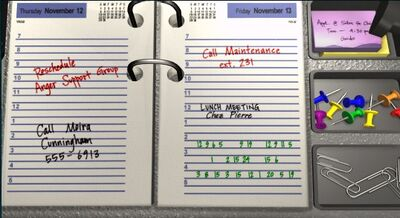 Lillian's Calendar