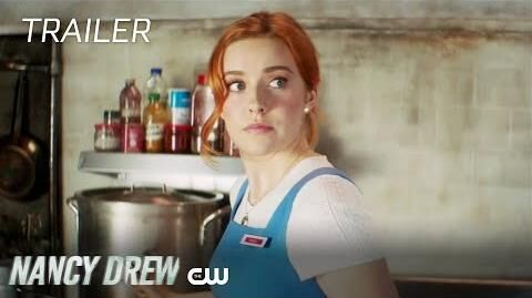 Nancy Drew First Look Trailer The CW