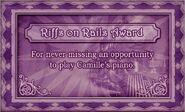 Riffs on Rails