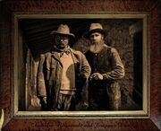 Trapper Dan and Theodore Roosevelt